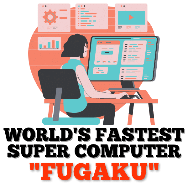 About the worlds fastest super computer : Why Fugaku still on no1 in supercomputers.